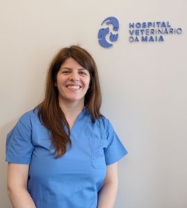 Hospital Veterinário da Maia - Paula Silva